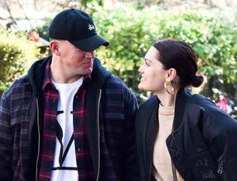 Jessie J And Channing Tatum Split, And They're Handling It In Very Different Ways