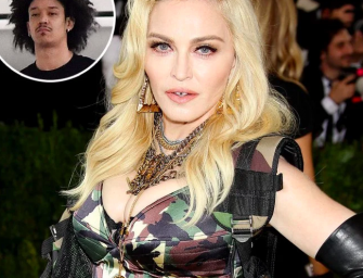 61-Year-Old Madonna Is Reportedly Dating Her 25-Year-Old Backup Dancer