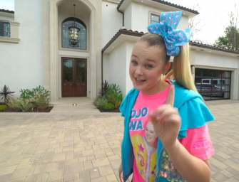 JoJo Siwa Gives Fans A Tour Of Her New Mansion, And It Just Might Be The Most Infuriating Video Ever