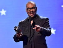 The Oscars Snub Eddie Murphy, But The Critics' Choice Awards Gave Him A Lifetime Achievement Award