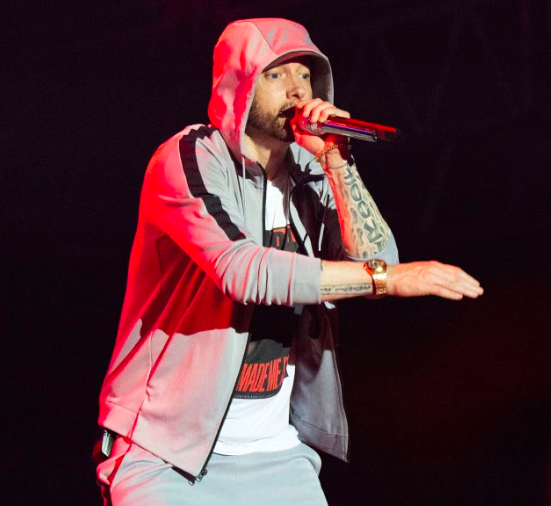 Eminem Catching Heat For Lyric About Ariana Grande And The Manchester Bombing