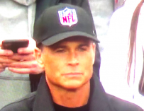 Rob Lowe's Hat At The NFC Championship Game Stole The Show Due To Its Ambiguity