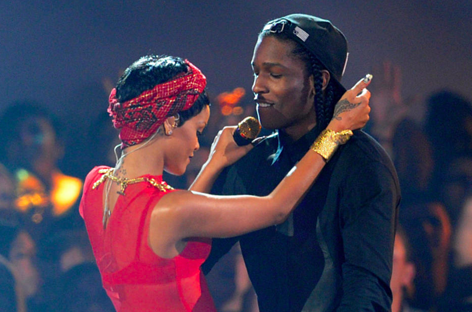 A$AP Rocky And Rihanna Spark Dating Rumors After Rihanna Splits From Billionaire Boyfriend