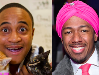 Wait, What? Orlando Brown Claims Nick Cannon Gave Him Head…AND HE LIKED IT!