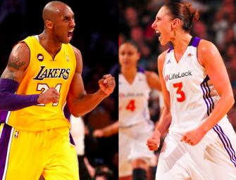 Kobe Bryant Says There Are Some Ladies In The WNBA Who Could Make The Switch To The NBA RIGHT NOW!