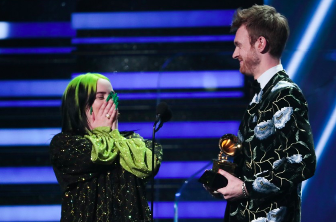 Billie Eilish Has Historic Night At The 2020 Grammys, Sweeps All Four Major Categories