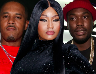 Nicki Minaj And Husband Get In Embarrassing Shouting Match With Meek Mill Inside High-End Clothing Store, But Who Is To Blame? (VIDEO)