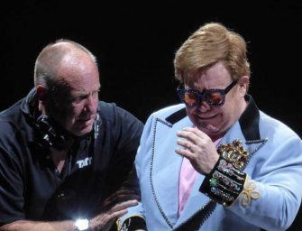 Sir Elton John in Tears as He Walks Off Stage Mid-Concert Due to Illness