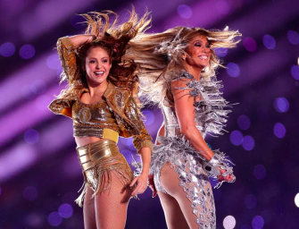 Jennifer Lopez And Shakira's Tongue Put On Fabulous Halftime Show, See How The Stars Are Reacting