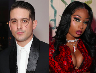 What In The World: G-Eazy And Megan Thee Stallion Spark Romance Rumors After Uncomfortable PDA Video Is Shared Online