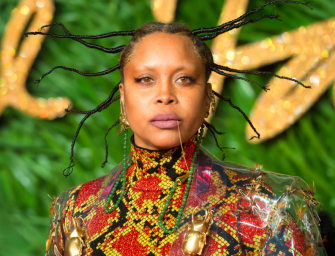 Erykah Badu Is Selling An Incense That Smells Exactly Like Her Used Underwear!