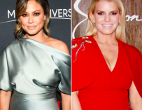 Did Vanessa Lachey Throw Shade At Jessica Simpson? She Says No, But You Be The Judge!