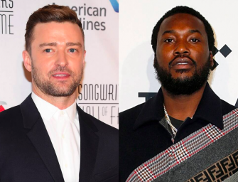 Justin Timberlake And Meek Mill Team Up For New Song Titled 'Believe'