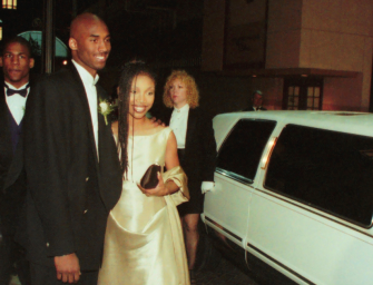 Remember When A 17-Year-Old Kobe Bryant Took Brandy To His High School Prom?
