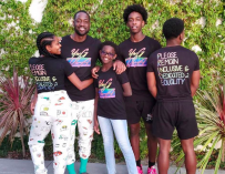 Multiple Celebrities Are Showing Love For Dwyane Wade's Transgender Daughter Zaya