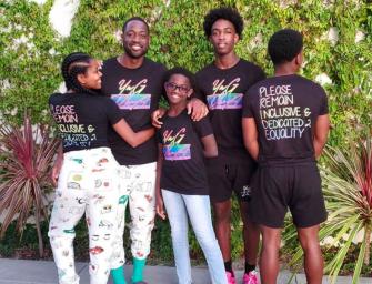 Multiple Celebrities Are Showing Love For Dwyane Wade's Transgender Daughter Zaya