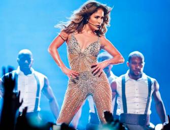 Jennifer Lopez Posts New Bikini Photo Showing Off Fit Body, But It Looks A Little Suspect To Us!