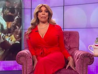 Wendy Williams Is Facing More Backlash After Joking About Drew Carey's Murdered Ex-Fiancee