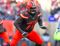 Browns Lineman Greg Robinson Facing Up To 20 Years In Prison After Getting Busted At Border With Over 150 Pounds Of Weed