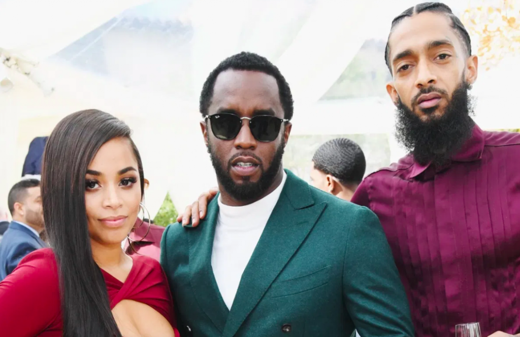 Is Lauren London Dating Diddy A Year After Nipsey Hussle's Death? Get The Details Inside