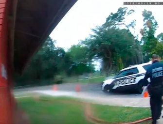 Insane Body Cam Footage Shows 6-Year-Old Girl Being Arrested By Florida Police Officer