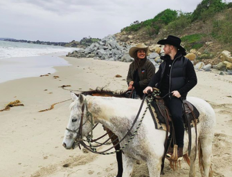 Nick Jonas And Priyanka Chopra Go Horseback Riding For Your Average Sunday (Funday) Date
