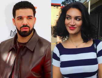 "People Are Upset With Drake After He Called His Baby Mama A ""Fluke"" In New Track"
