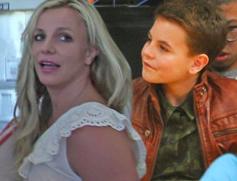 Britney, You Need To Get Your Son! Jayden Spears Calls His Grandfather A D**k, And Says His Mom Might Quit Music In Instagram Live Video