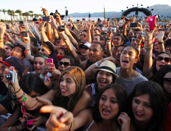 Coachella Music Festival Reportedly Being Pushed Back Until October, Due To Coronavirus