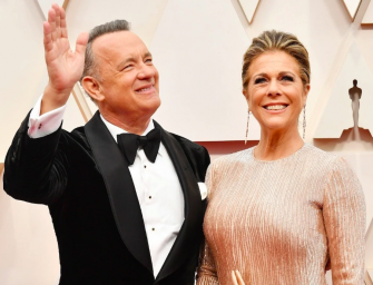 The Coronavirus Hits Tom Hanks And His Wife Rita Wilson, But Chet Says Not To Worry!