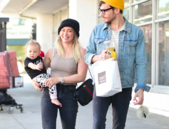 Hilary Duff and Husband Already Having Marriage Troubles? She Responds To Rumor