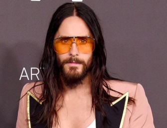 Jared Leto Just Now Found Out About The Coronavirus After 12-Day Silent Meditation
