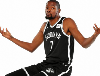 Four Brooklyn Nets Players Test Positive For Coronavirus, Including Kevin Durant