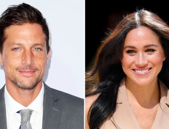 British Tabloids Reportedly Offered Simon Rex $70,000 To Lie About Dating Meghan Markle
