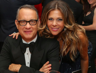 Good News: Tom Hanks And Wife Rita Wilson Are Feeling Better Two Weeks After Positive Coronavirus Test