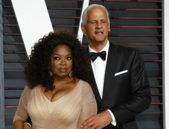 Oprah Winfrey Says Stedman Graham Is Sleeping Far Away In The Guest House During Coronavirus Pandemic