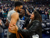 NBA Star Karl-Anthony Towns Makes Emotional Video After His Mom Is Put In Coma Due To Severe Coronavirus Symptoms