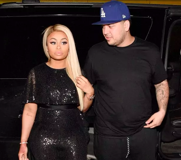 LA Department Of Children And Family Services Investigates Rob Kardashian After Blac Chyna Claims Dream Had Burns On Her Legs