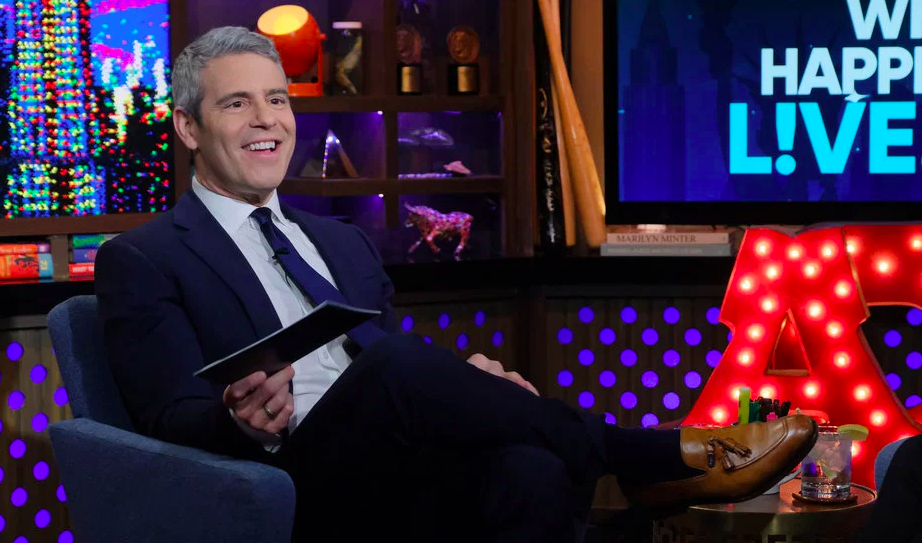 Andy Cohen Is Returning To Work (From Home) And Is Feeling Better 10 Days After Testing Positive For Coronavirus