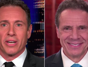CNN Anchor (And Brother To NY Governor) Chris Cuomo Tests Positive For Coronavirus