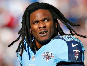 Ex-NFL star Chris Johnson Accused of Funding Murder-For-Hire as Retaliation for Failed Attempt on His Life in 2015