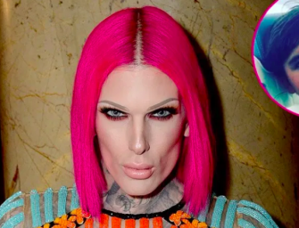 Jeffree Star Is Feuding With The 10-Year-Old Son Of Kourtney Kardashian