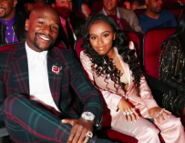 Floyd Mayweather's Daughter Has Her Mugshot Released After Stabbing NBA Youngboy's Baby Mama