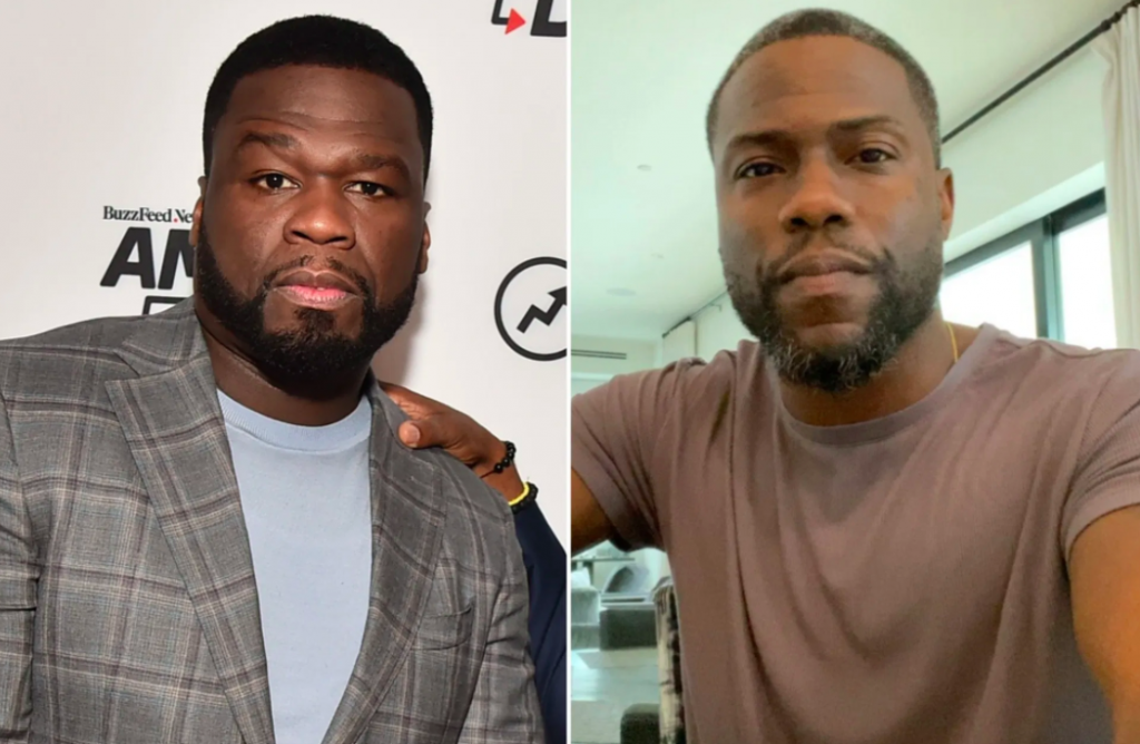 After Getting Trolled By 50 Cent, Kevin Hart Decides It's Time To Dye His Hair Again