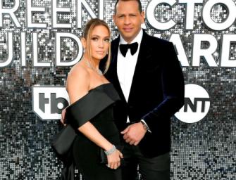 Oh No! Jennifer Lopez And Alex Rodriguez's Wedding Is On Hold, Thanks To Coronavirus