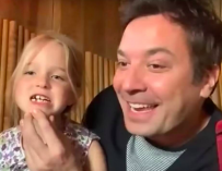 Jimmy Fallon's Daughter Crashes Interview With Ciara And Russell Wilson To Announce She Lost A Tooth