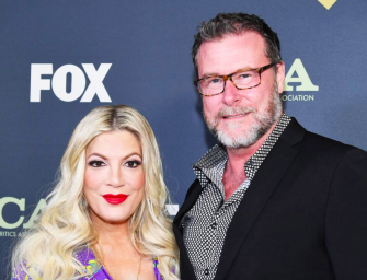 Tori Spelling's Husband Dean McDermott Comes To Her Defense After Backlash Over $95 Virtual Meet and Greet