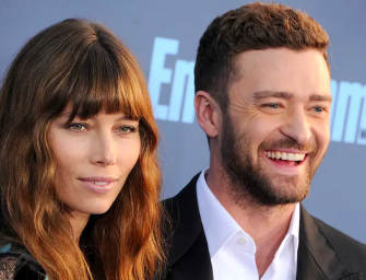 Justin Timberlake Talks About How Difficult It Is Parenting During A Pandemic