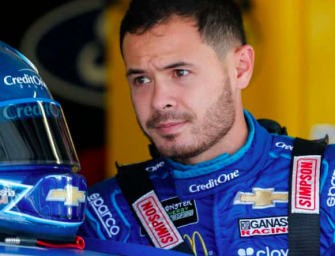 NASCAR Driver Kyle Larson Suspended Without Pay After Saying The N-Word During Virtual Race
