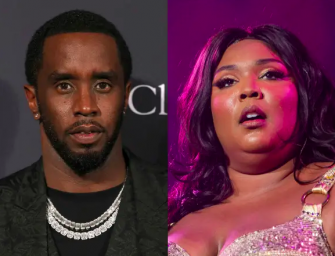 Awkward As Hell: Diddy Shuts Down Lizzo's Twerking Session During His Instagram Live Dance-a-Thon